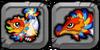 Firework Dragon Icon