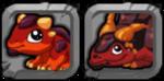 Scoria Dragon Icon