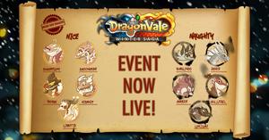 Winter Saga Dragonvale Wiki Fandom Powered By Wikia