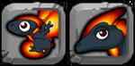 Ember Dragon Icon