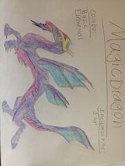 Elements--1 Magic Dragon