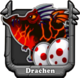 Drachen-Button