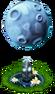 Small Moon Habitat