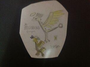 Angel dragon h