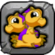 Brass Dragon Baby Icon