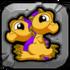 Brass Dragon Baby Icon