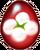 Baumwolldrache Ei