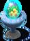Bouquet Twin Pedestal