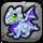 Silver Dragon Baby Icon