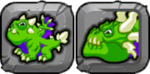 Gamma Dragon Icon