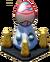 Stoneshell Pedestal