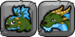 River Dragon Icon