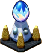 Verglace Pedestal