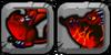 Lava Dragon Icon