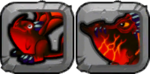 Lava Dragon Icon
