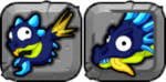 Spark Dragon Icon