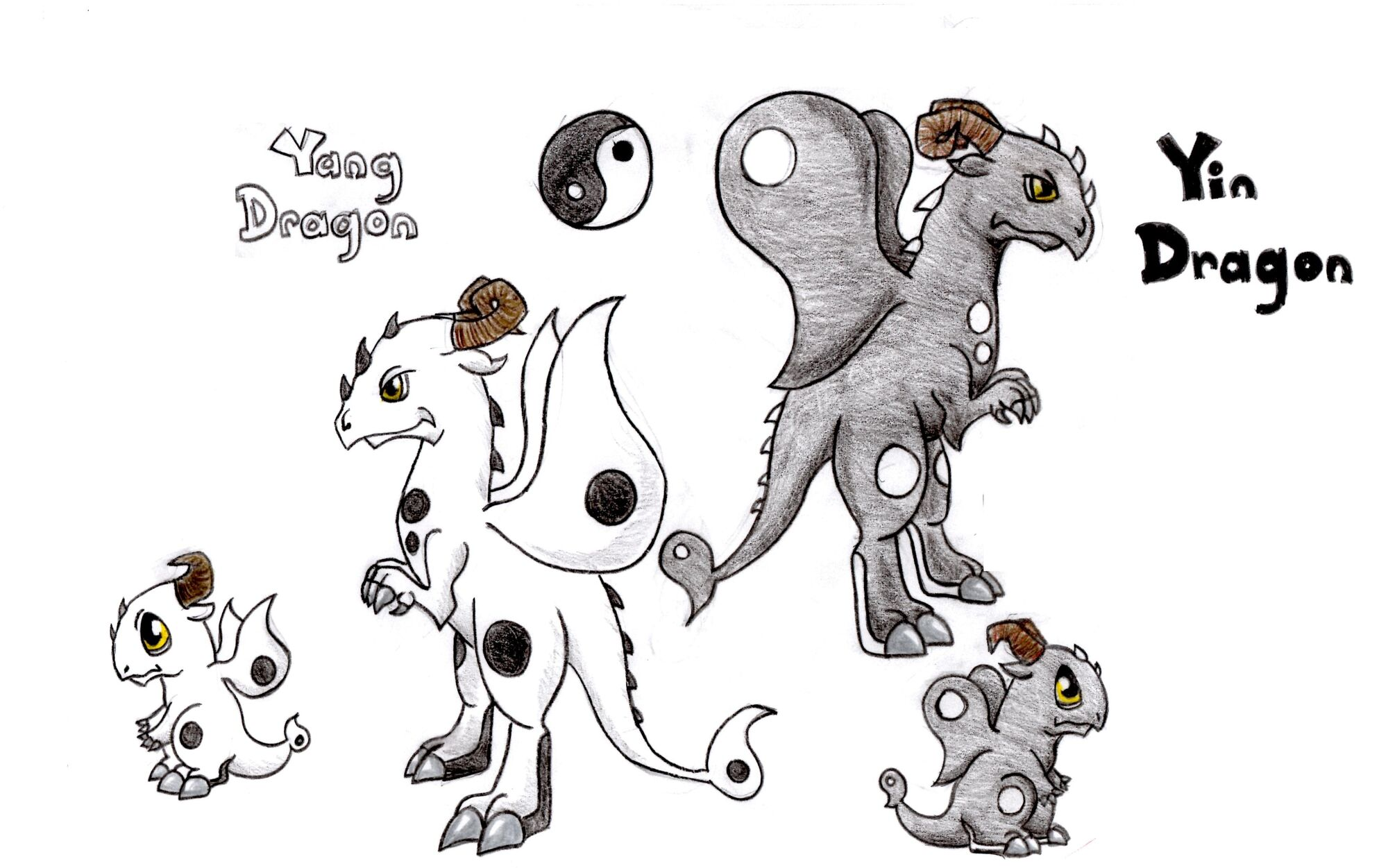User blog:WhiteTigerlily/My Dragon Ideas for DragonVale