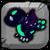 Dark Dragon Baby Icon