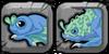 Lichen Dragon Icon