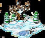 Seasonal Habitat Winter