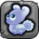 Fog Dragon Baby Icon