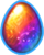 Topaz Dragon Egg