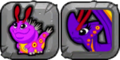 Butterfly Dragon Icon