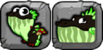 Fungus Dragon Icon