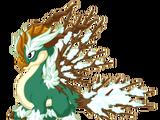Snowbrush Dragon