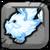 Snow Dragon Baby Icon