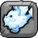 Snow Dragon Baby Icon