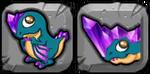 Amethyst Dragon Icon