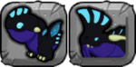 Dark Rift Dragon Icon