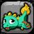 Liberty Dragon Baby Icon