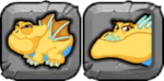 Sand Dragon Icon