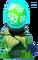 Evergreen Twin Pedestal