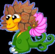 FlowerDragonEarthRiftJuvenile