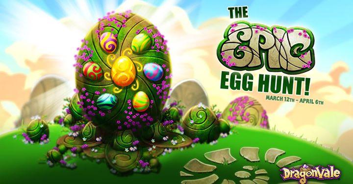 Epic Egg Hunt | DragonVale Wiki | FANDOM powered by Wikia