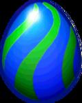 Seaweed Dragon Egg