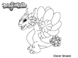 DragonVale Social Media:Coloring Sheets