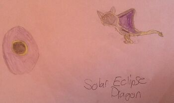 Eclipse Dragon - Solar A