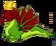 RoseDragonAdultCrown