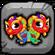 Double Rainbow Dragon Baby Icon