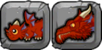 Dungeon Dragon Icon