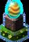 Geode Twin Pedestal