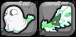 Ghost Dragon Icon
