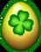Clover Dragon Egg