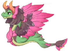 BegoniaDragonJuvenile