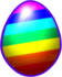 Rainbow Dragon Egg