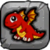 Fire Dragon Baby Icon